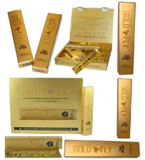 Spanish Fly Gold - Potente afrodisiaco natural para la mujer