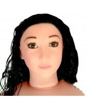"Muñeca inflable con senos, vagina y ano realistas "" Gianna Monroe """
