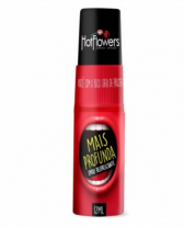 """Spray refrescante desensibilizante para sexo oral """"Mais Profunda"""""""