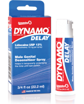 Spray retardante al 13% DYNAMO DELAY