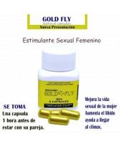 Spanish Fly Gold en cápsulas- Potente afrodisiaco natural para la mujer