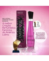 Colonia femenina afrodisiaca Overdose Woman - 50 ml