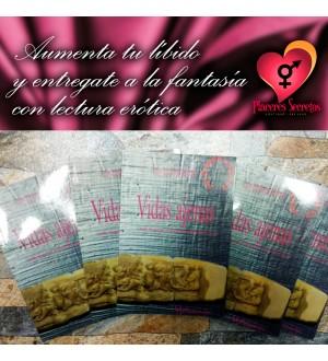 Vida ajenas - 8 cuentos eróticos cortos de Carlos Valverde