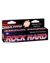 Gel erector y retardante Rock Hard - 1.5 Oz. Tube