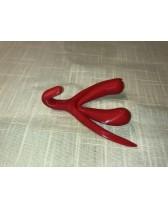 Clítoris anatómicamente correcto impreso en 3D