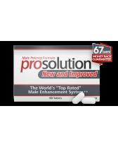 Potenciador sexial masculino Prosolution pills set x 3