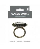 Anillo de pene vibrador Linx Classic Smoke