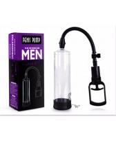Bomda de succión de pene con disparador Penis Pump Men Power Up