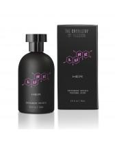 Perfume femenino con feromonas Lure Me Balck Label 74ml