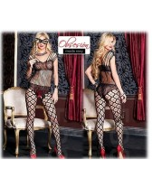 "Bodystocking Catsuit o malla de red "" Enigma """